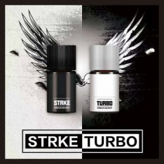 Strke & Turbo 40ml+10ml 骨灰級RUSH 禮盒裝RUSH